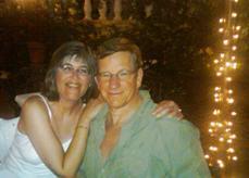 Kathy and Jeff