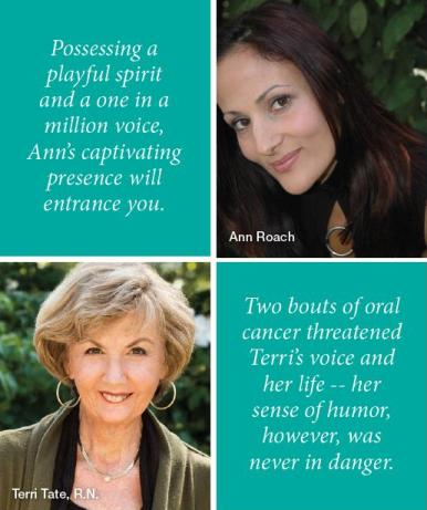 Terri Tate & Ann Roach